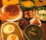 جشنواره غذاهای محلی فراموش شده