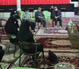 نشست خبری رئیس اداره اوقاف و امور خیریه شهرستان شفت دربقعه سلطان پیر حسن برگزار شد